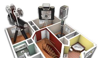 Video Narrated 3D Animated Online Showing, Orangeville, Caledon, Shelburne, Real Estate MLS Listings