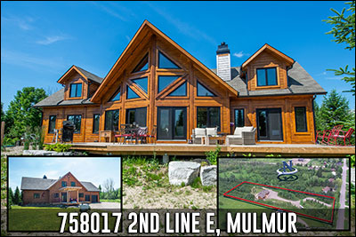 758017 2nd Line E Mulmur Real Estate Listing