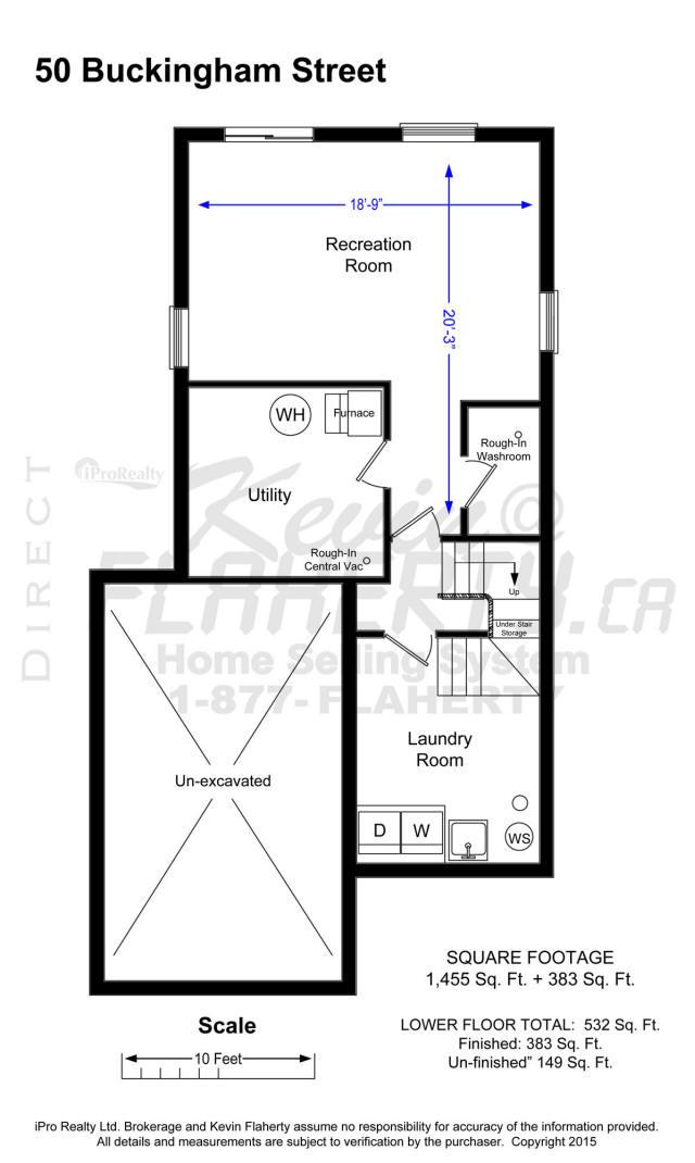 50 buckingham st orangeville real estate listing for Buckingham choice floor plans