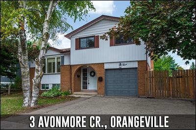 3 Avonmore Cr, Orangeville
