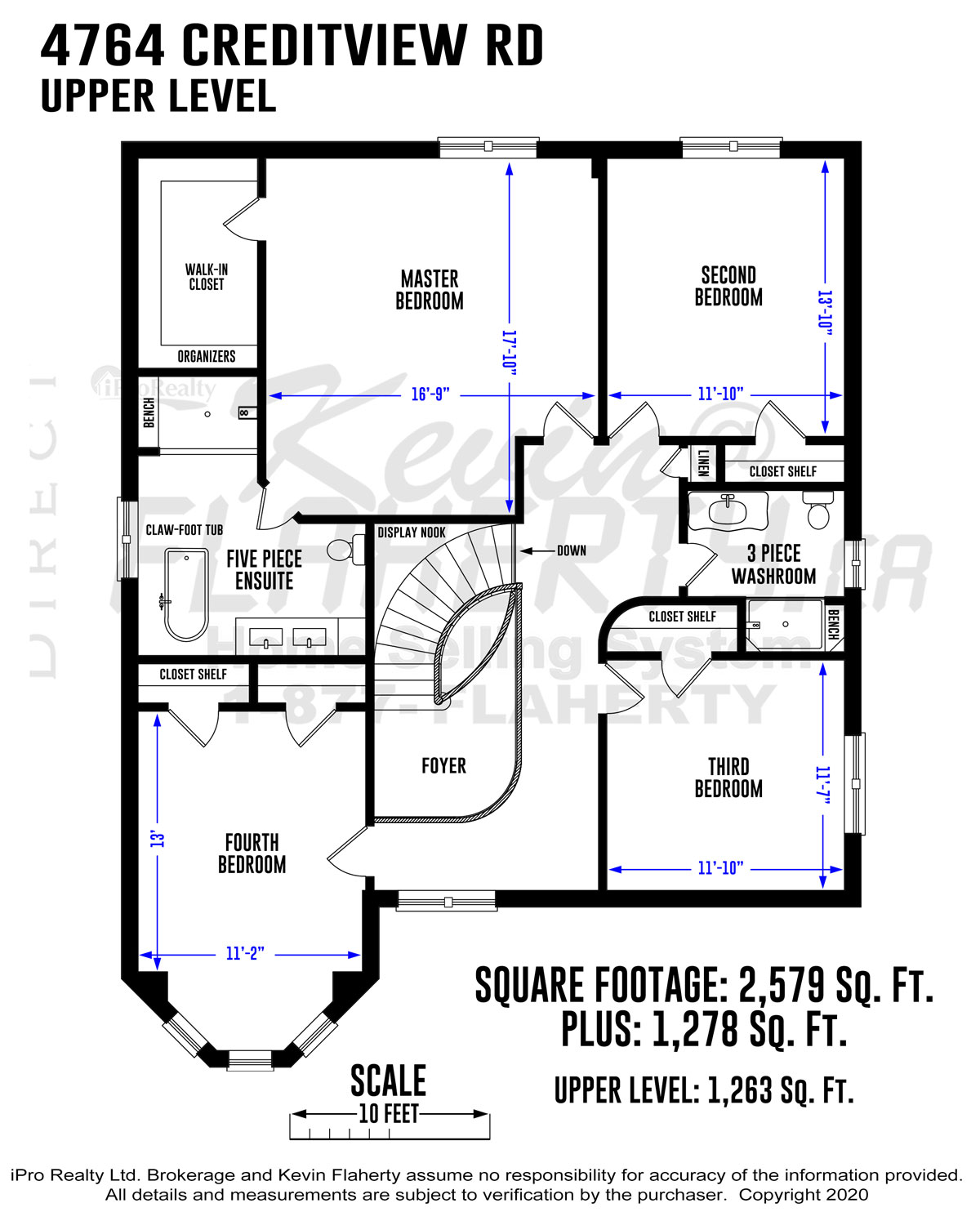 Floor Plans - Kevin Flaherty Real Estate