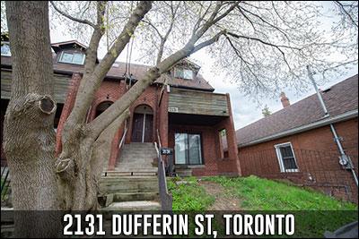2131 Dufferin St Toronto Real Estate Listing
