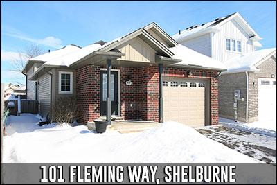 101 Fleming Way Shelburne Real Estate Listing