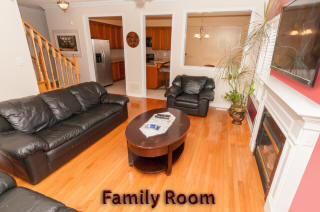 Brampton Real Estate Homes for sale by Kevin Flaherty Living Room