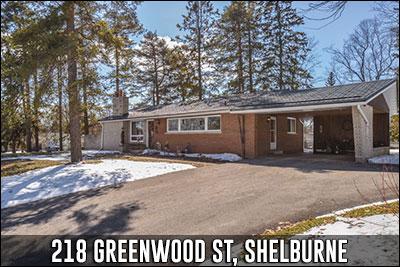 218 Greenwood St Shelburne Real Estate Listing