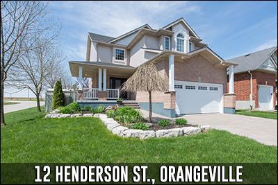 12 Henderson St, Orangeville