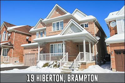 19 Hiberton Cres Brampton Real Estate Listing