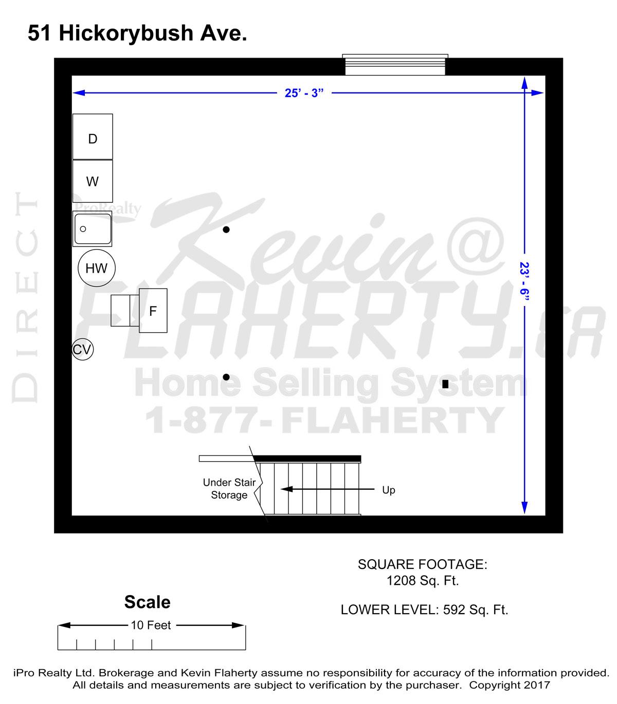 51 Hickorybush Ave Brampton Real Estate Listing