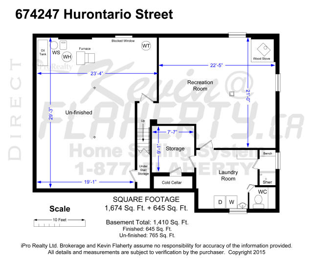 674247 Hurontario St Mono Real Estate Mls Listing