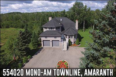 554020 Mono-Am Townline Amaranth Real Estate Listing