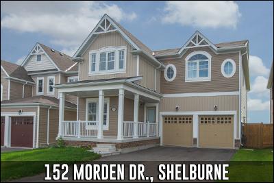 152 Morden Dr Shelburne Real Estate Listing