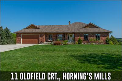 11 Oldfield Crt., Horning's Mills