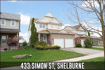 433 Simon St Shelburne Real Estate Listing