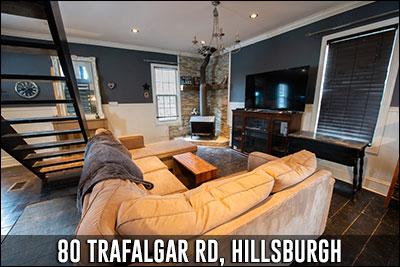 80 Trafalgar Rd Hillsburgh Real Estate Listing