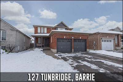 127 Tunbridge Rd Barrie Real Estate Listing